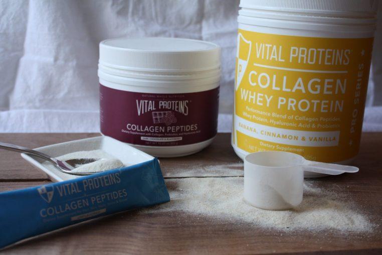 vital protein collagen
