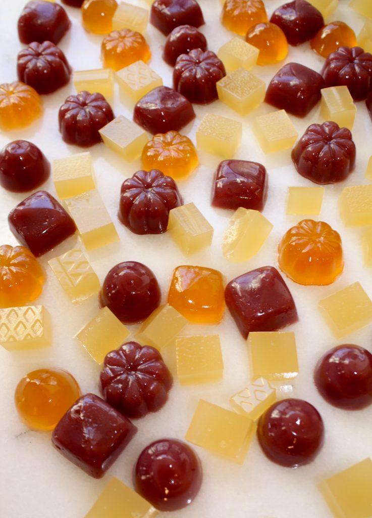 kombucha and gelatine