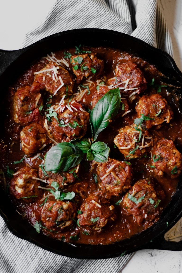 Healthy Meatball Recipe Without Breadcrumbs